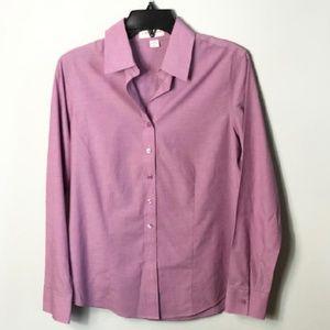 Coldwater Creek no iron button down shirt  size xs